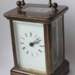 carriage-clock